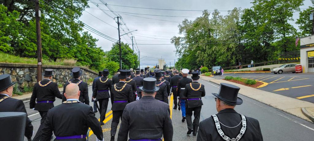 Masons March