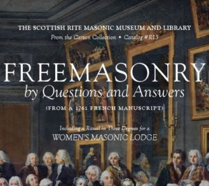 Freemasonry by Questions and Answers